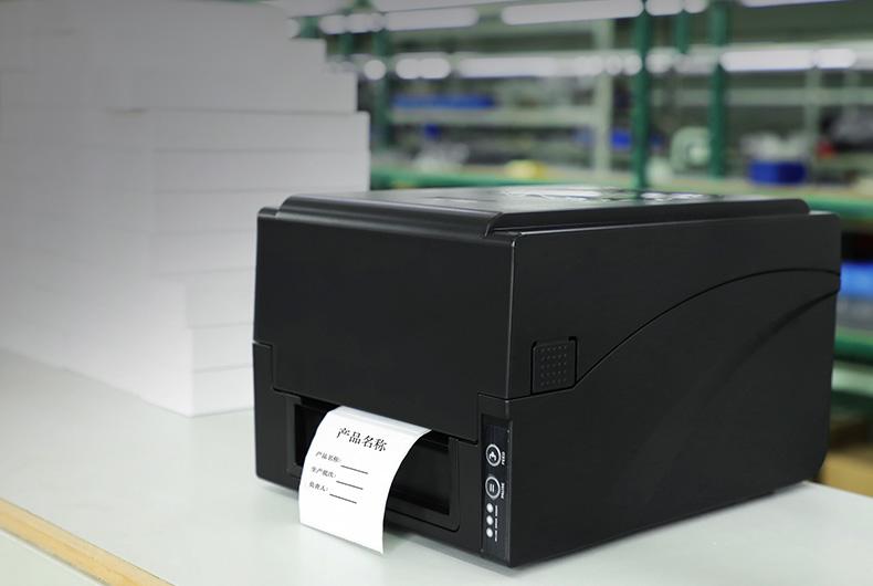 热转印打印机 简洁不简单