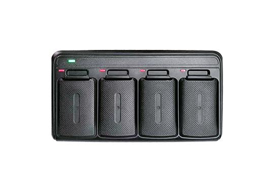 四联电池座充